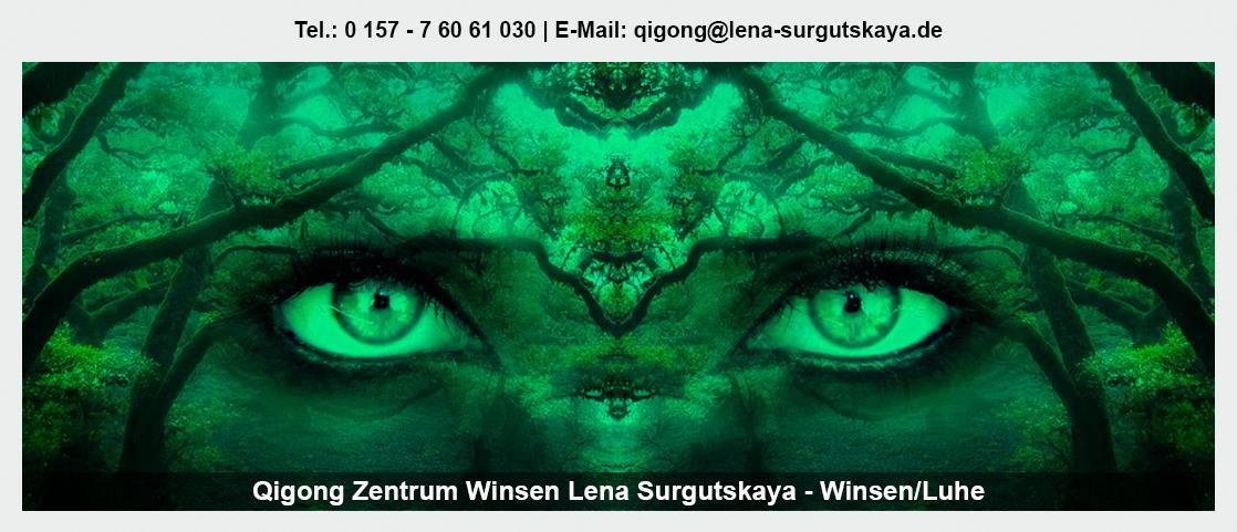 Qigong in der Nähe von Witzhave - Lena Surgutskaya: Qigong Seminare, Qigong für Eltern, Ergotherapie