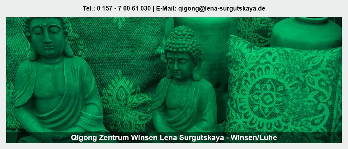 Qigong bei Mechtersen - Lena Surgutskaya: Einzelunterricht, Qigong Kurse, Ergotherapie