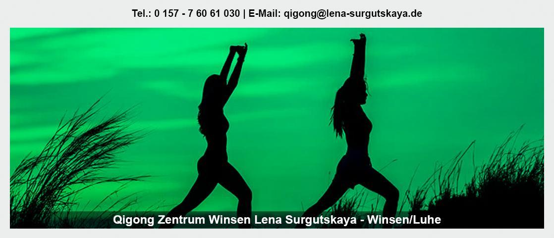 Qigong in der Nähe von Lütau - Lena Surgutskaya: Qigong für Eltern, Qigong Seminare, Ergotherapie