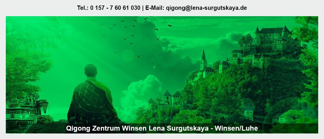 Qigong  Dassendorf - Lena Surgutskaya: Qigong Seminare, Qigong für Eltern, Ergotherapie